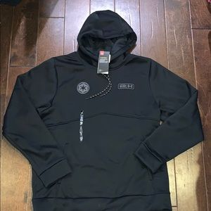 Star Wars Under Armour hooded sweater